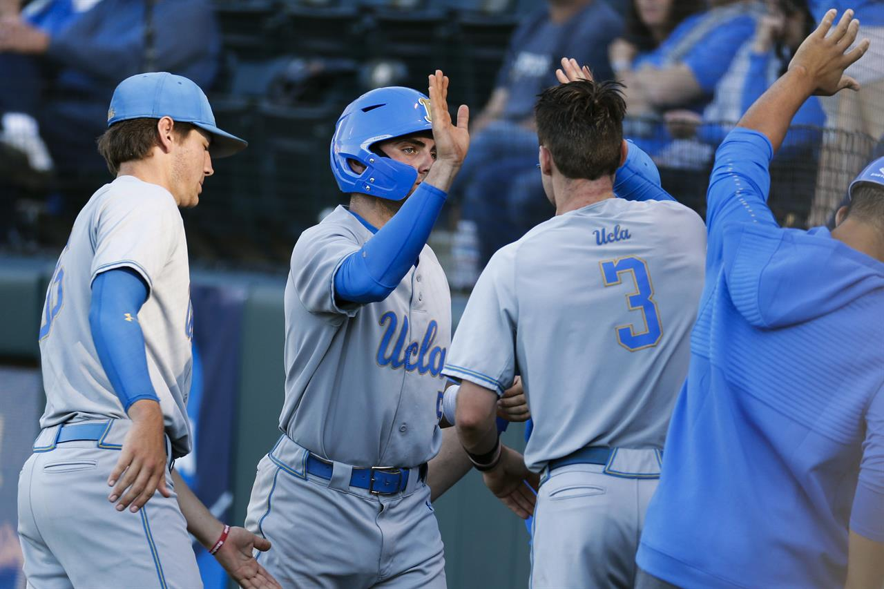 UCLA rallies to beat Michigan in 12 innings | AM 970 The