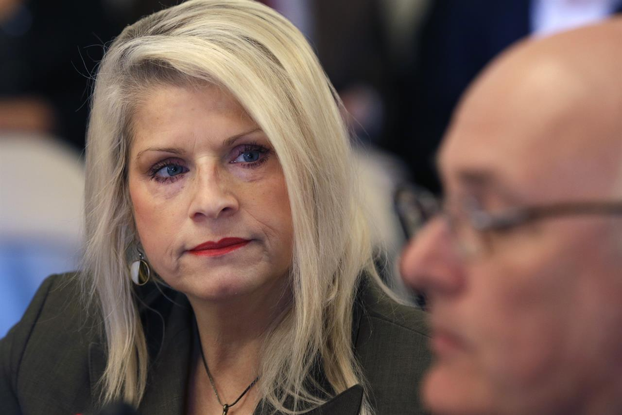 Police: Arkansas woman arrested in ex-lawmaker's death | The