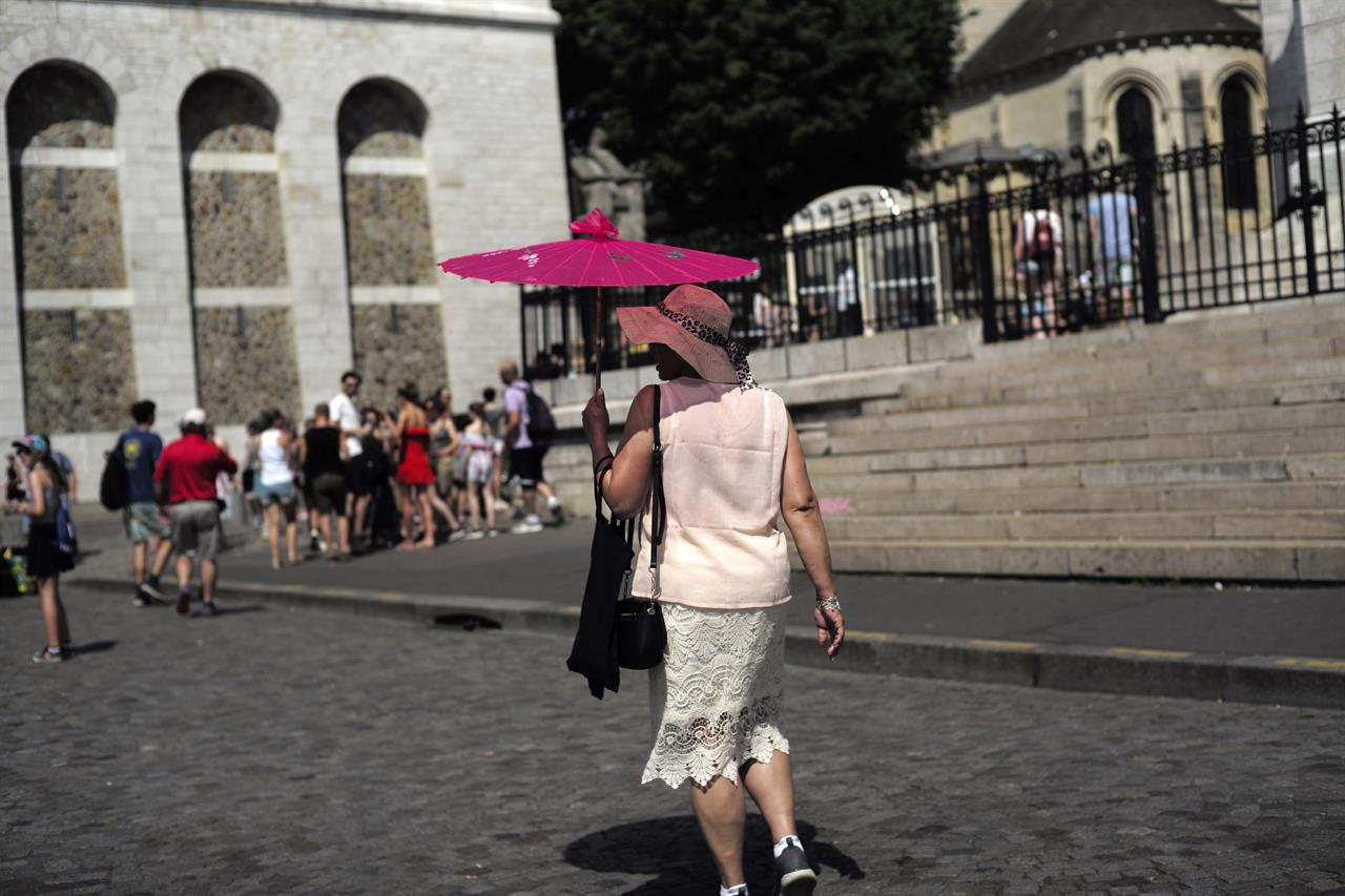 The Latest: Germany sizzles in record June heat | AM 560 The ANSWER