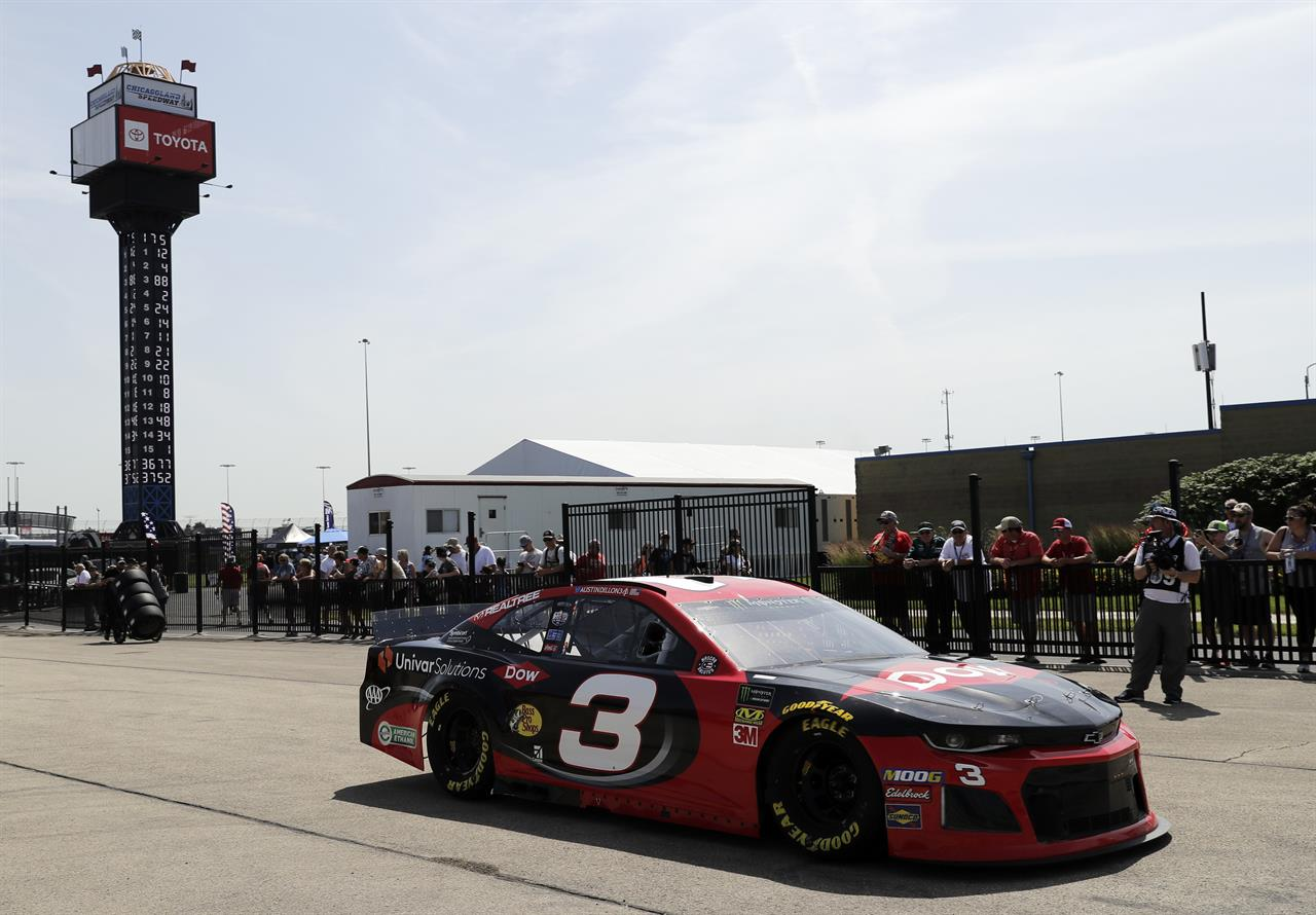 Thunderstorms in forecast for NASCAR Cup Series race | AM