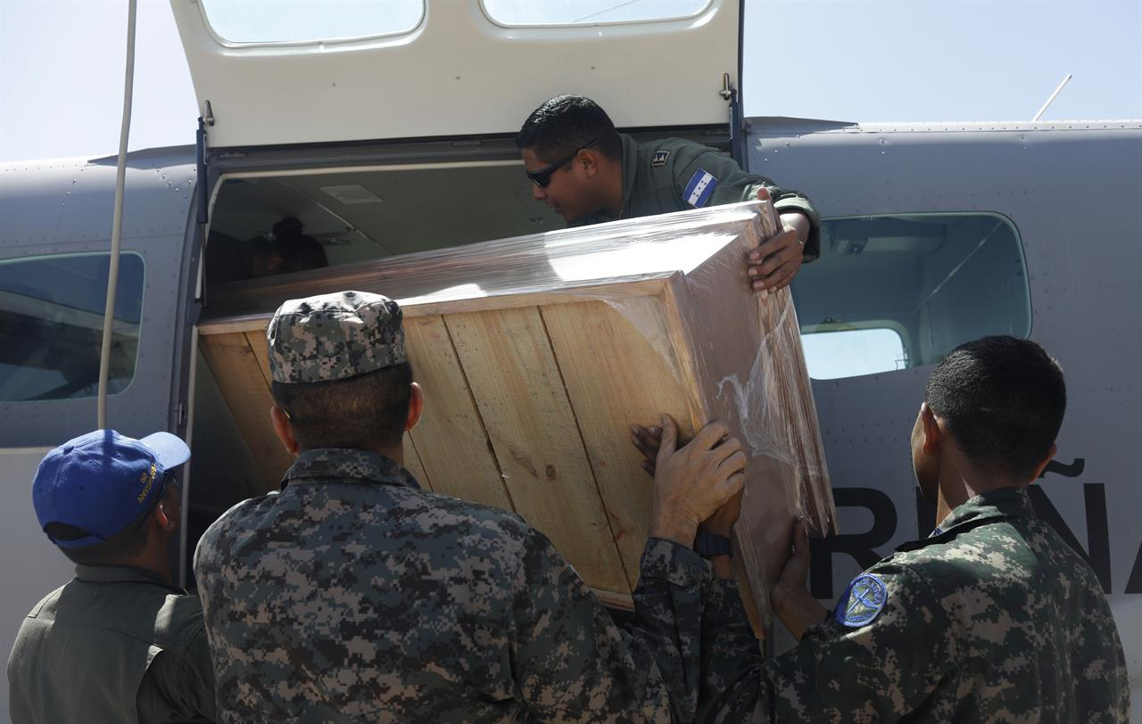Survivors from Honduras fishing boat sinking tell of fears   Money