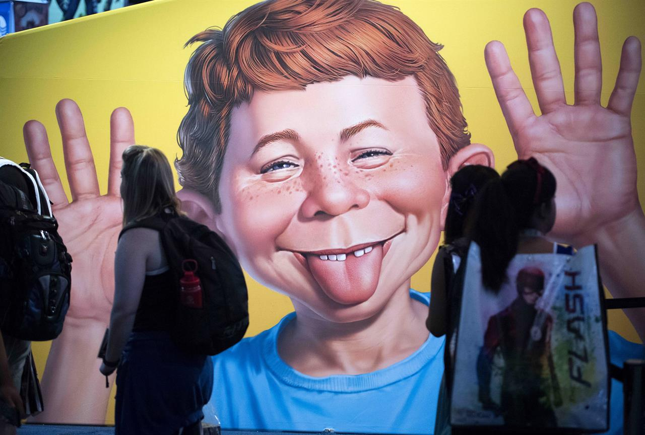 MAD magazine leaving newsstands after 67-year run (Really
