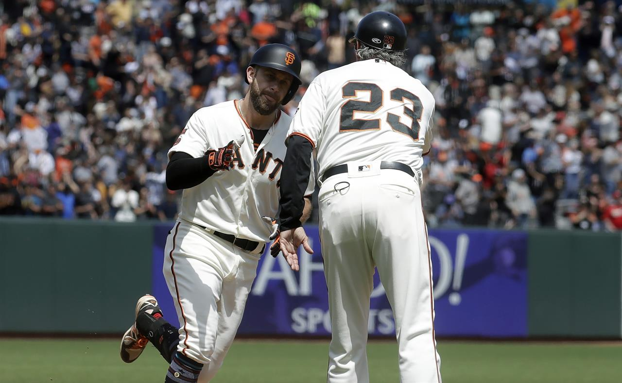 Longoria's late home run lifts Giants past Cardinals | The