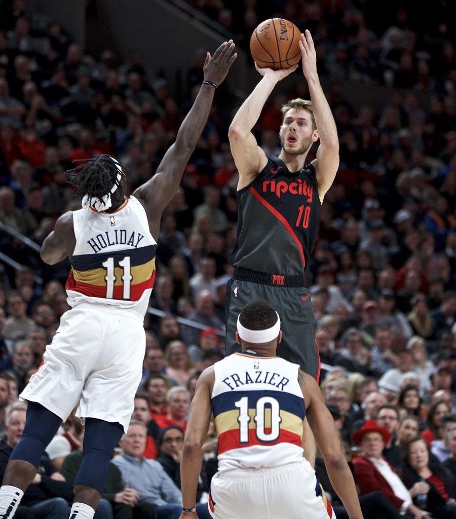 Portland Trail Blazers Media Guide: Lillard Leads Trail Blazers To 128-112 Win Over Pelicans