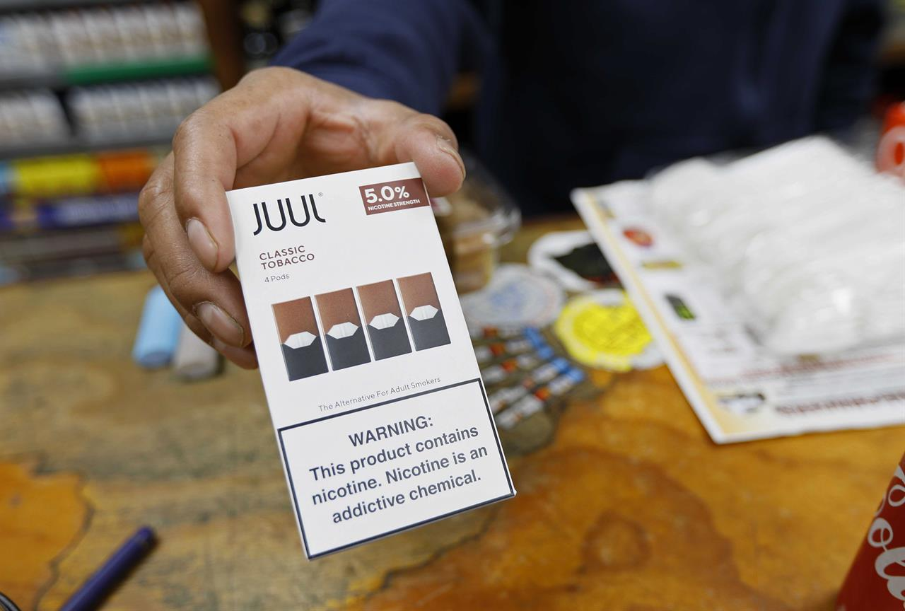Bid to overturn San Francisco vaping sales ban makes ballot