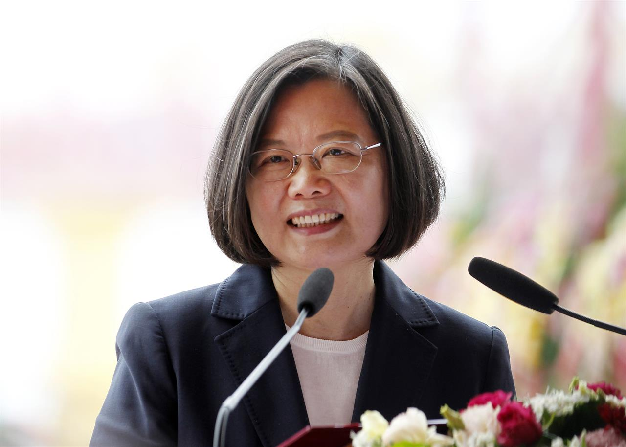Taiwan president heads to Caribbean with US stops | AM 1070 The