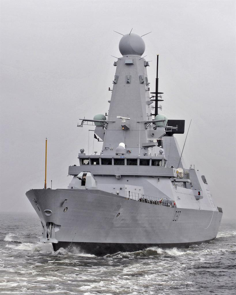 Britain sending destroyer to Gulf amid Iranian threats | AM
