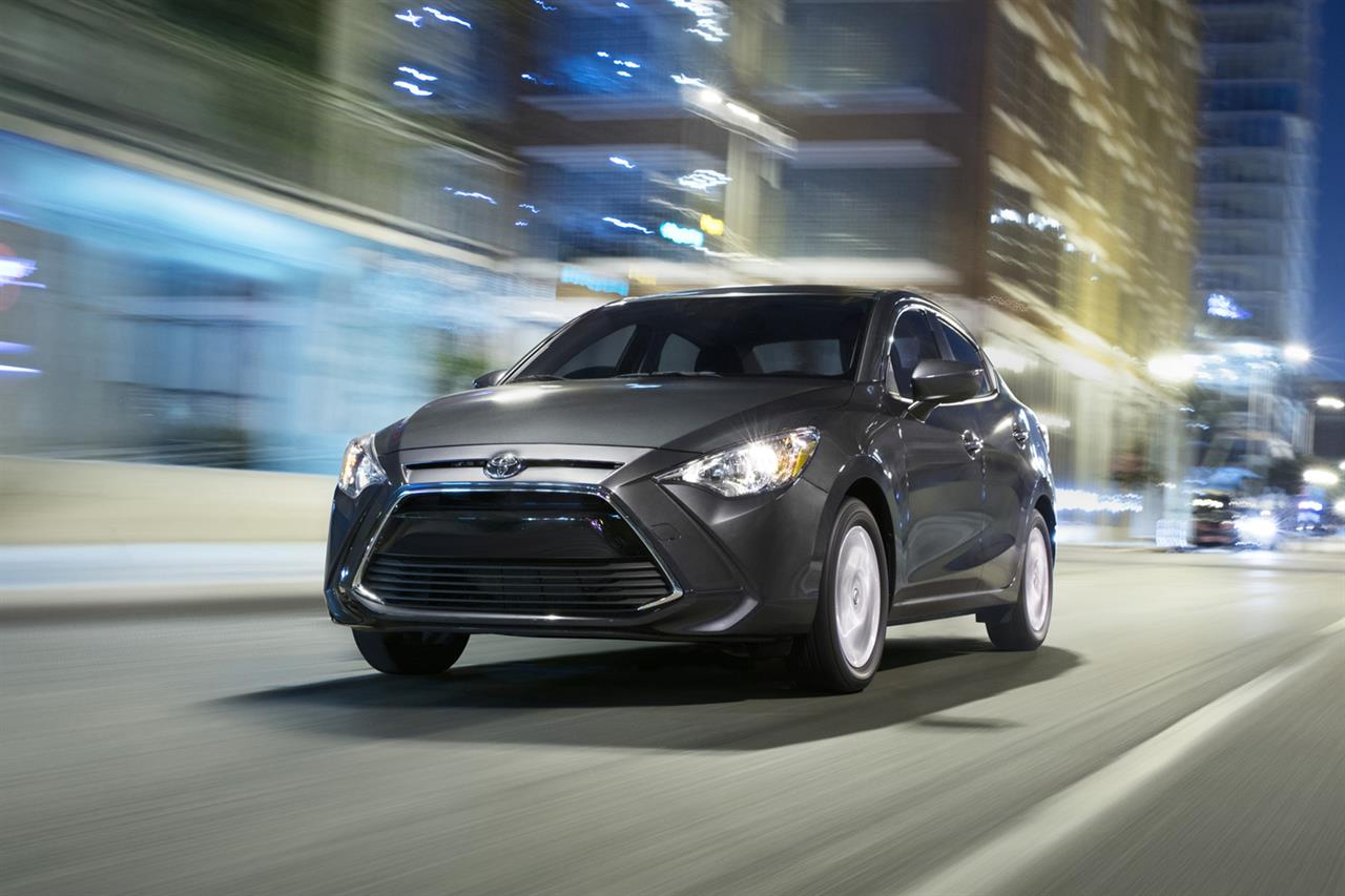 This Undated Photo Provided By Toyota Shows The 2019 Yaris Also Comes Standard With Features That Others Charge Extra For