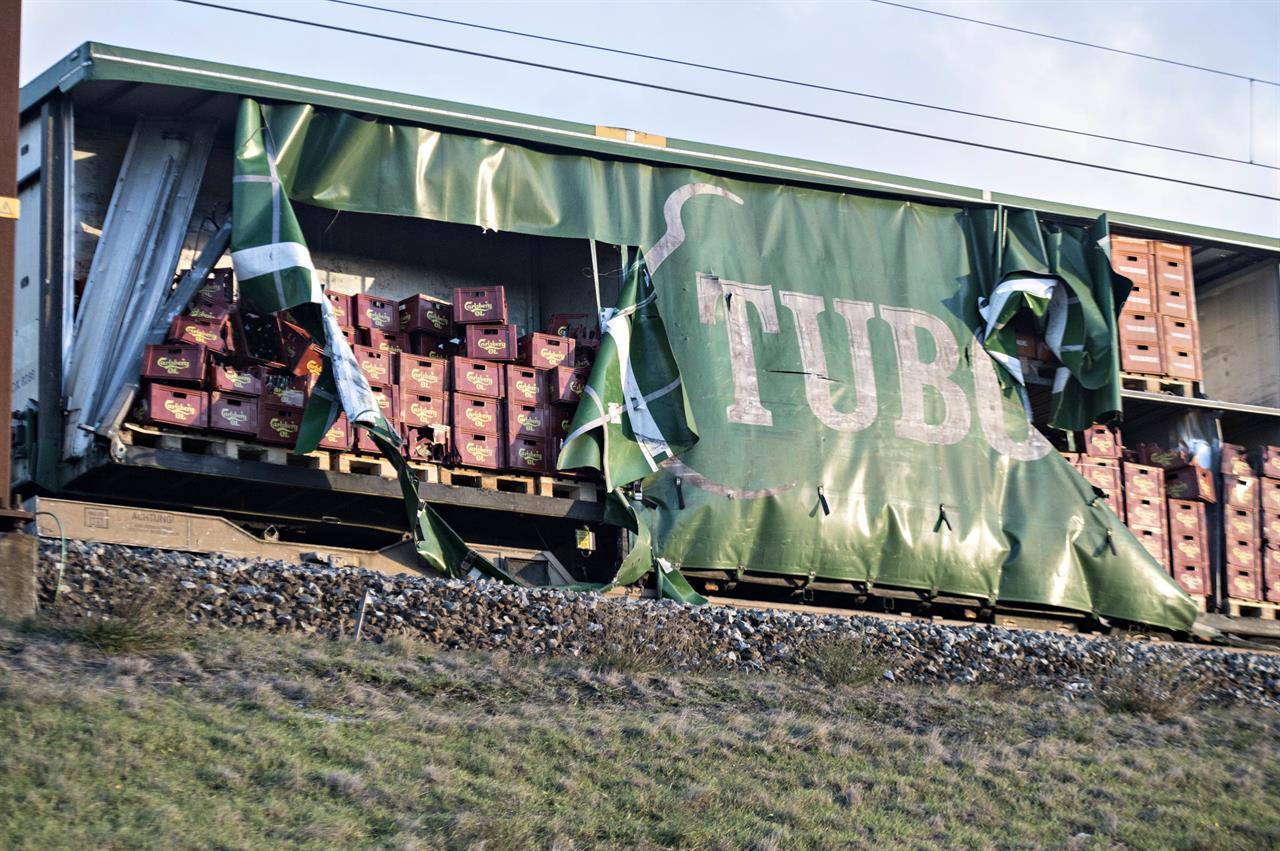 The Latest: 6 killed, 16 injured in Danish train accident   Money 105 5 FM