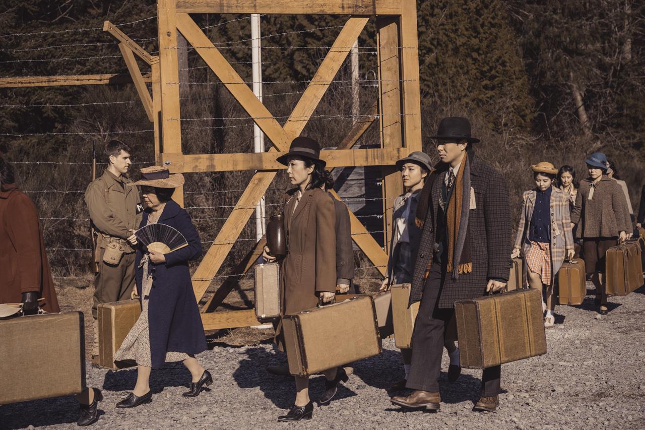 New AMC drama follows Japanese American internment horror | AM 1590