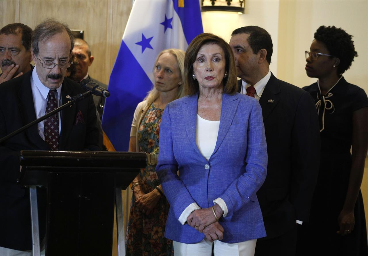 Pelosi: Immigration reform is Congress' moral responsibility