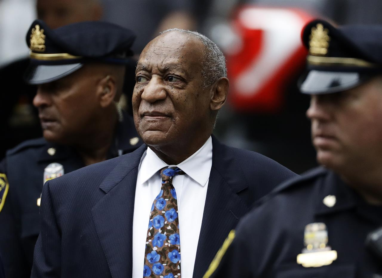 Cosby appeal tests other accusers' testimony in #MeToo era