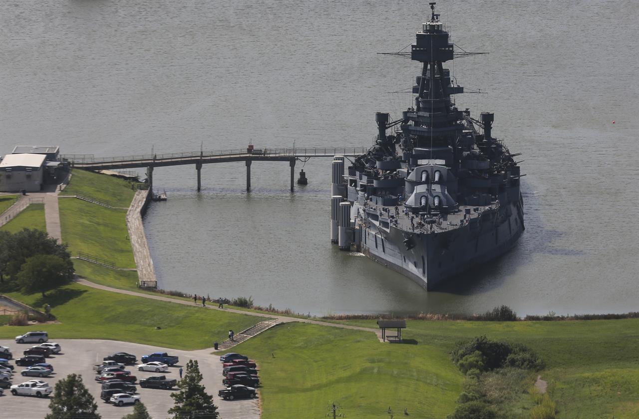 Aug. 25 last date to visit Battleship Texas before repairs