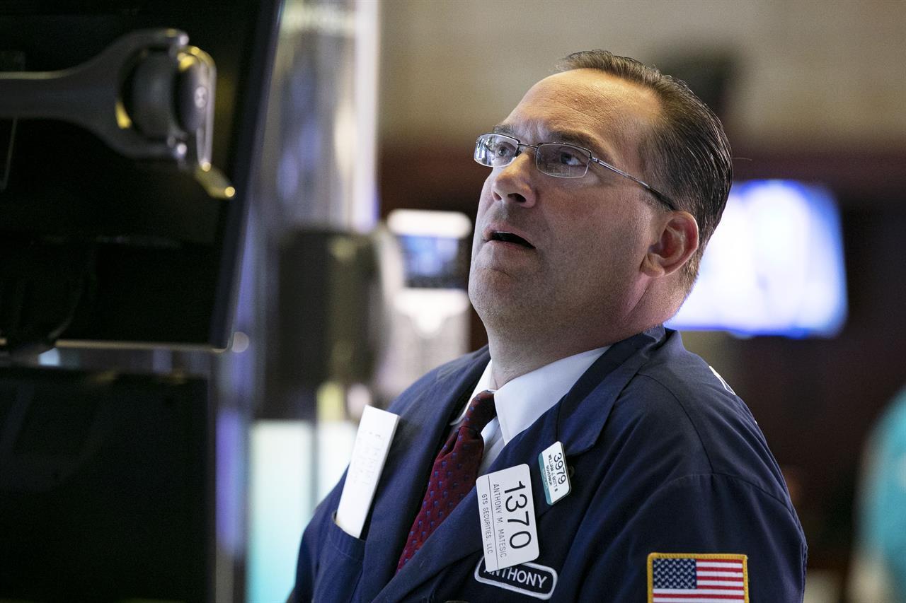 Asian stocks follow Wall Street lower on trade war jitters