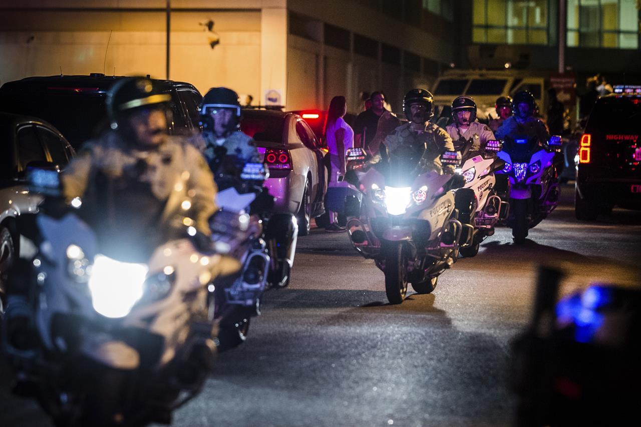 The Latest: Slain California officer had 'dream job' | AM