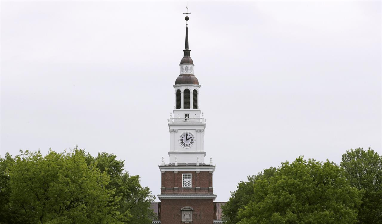 Dartmouth announces new sexual misconduct policy