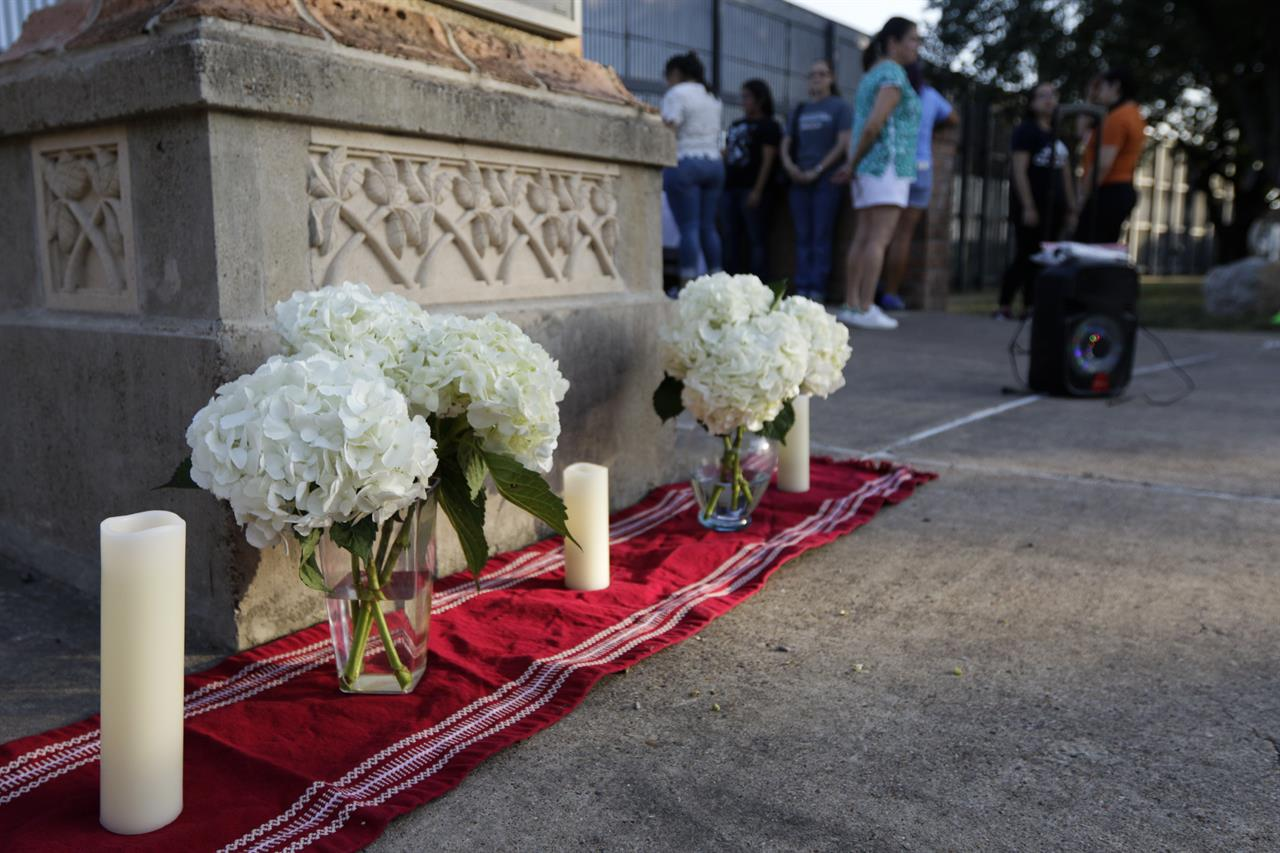 Leaders say love will triumph over hate after El Paso attack