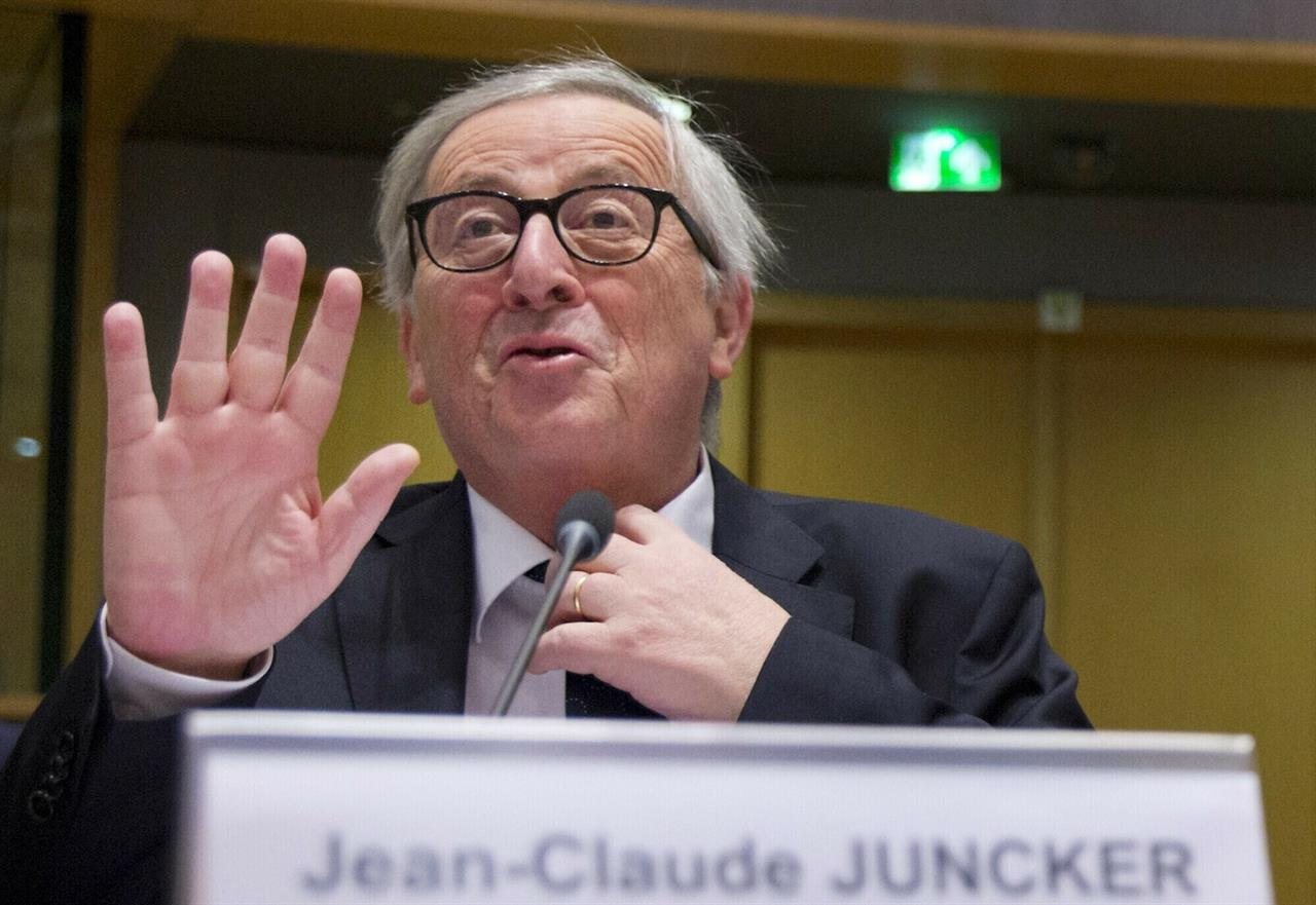 Juncker has successful surgery; will miss G7 Biarritz summit