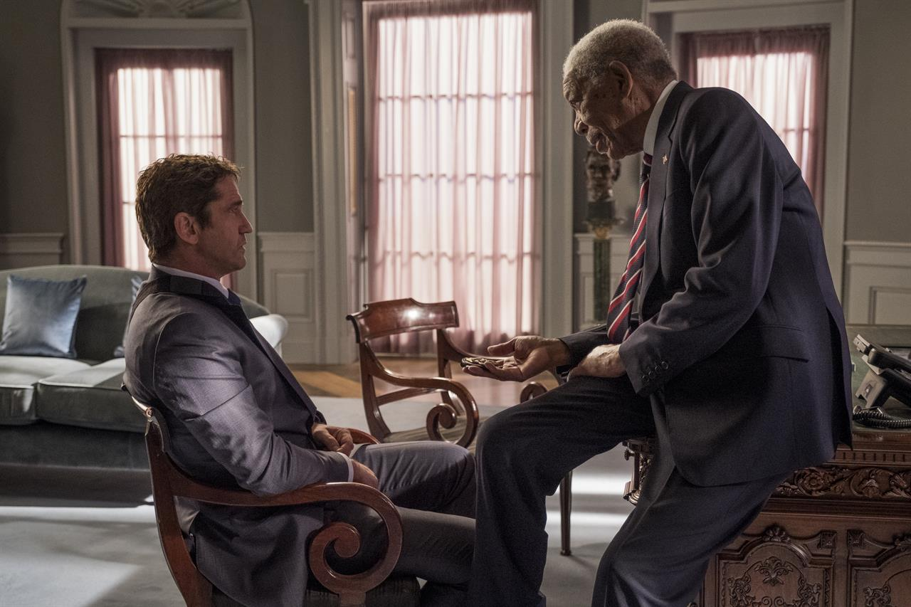 Review: 'Angel Has Fallen' and so has the franchise   1520