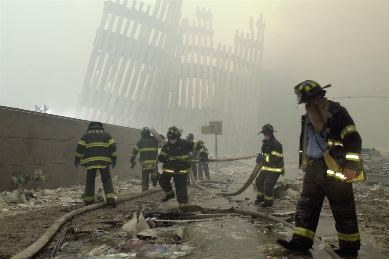 Some 9/11 firefighters may have higher heart risks now