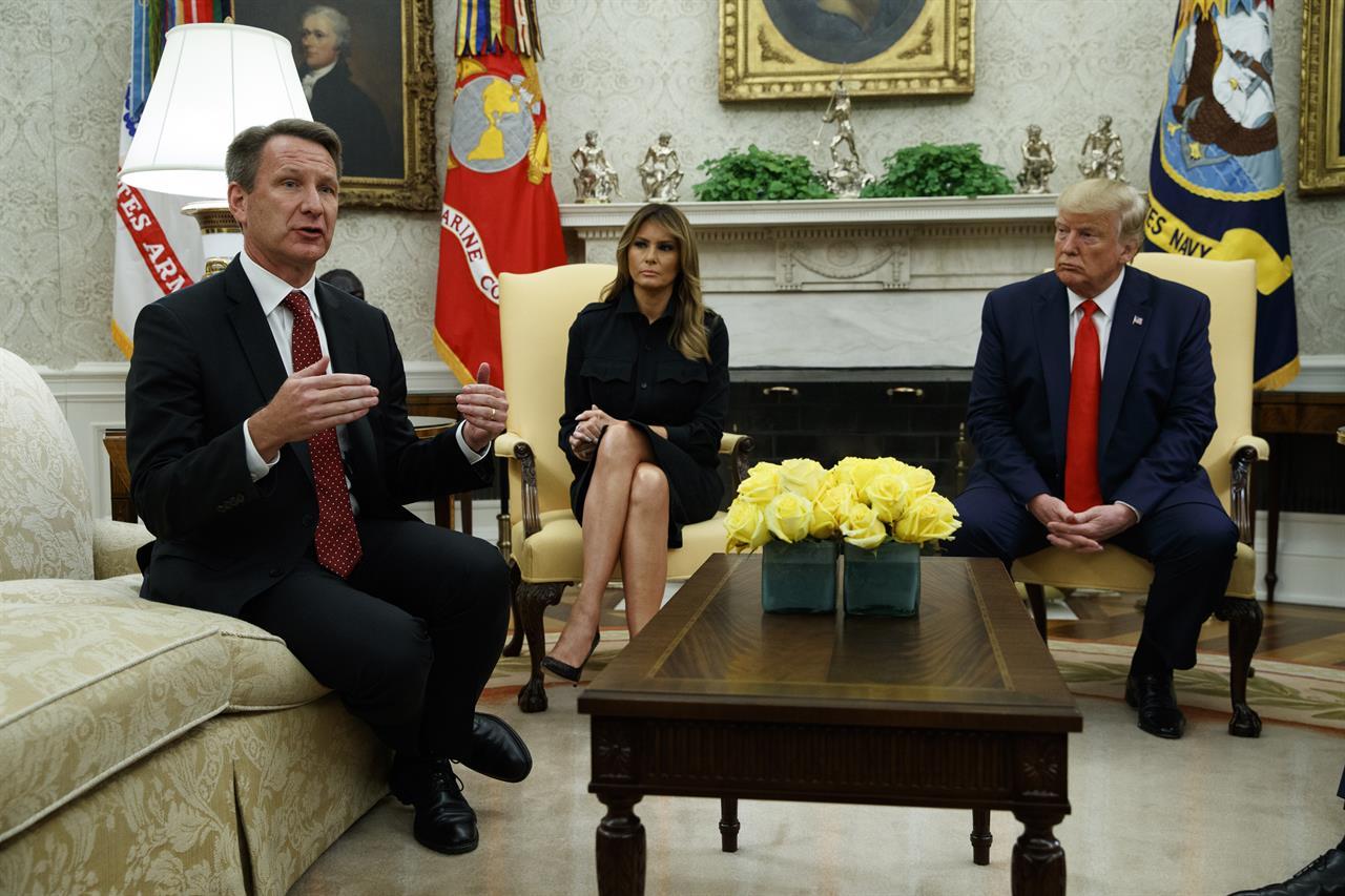 Vaping group plotted lobbying efforts at Trump's DC hotel