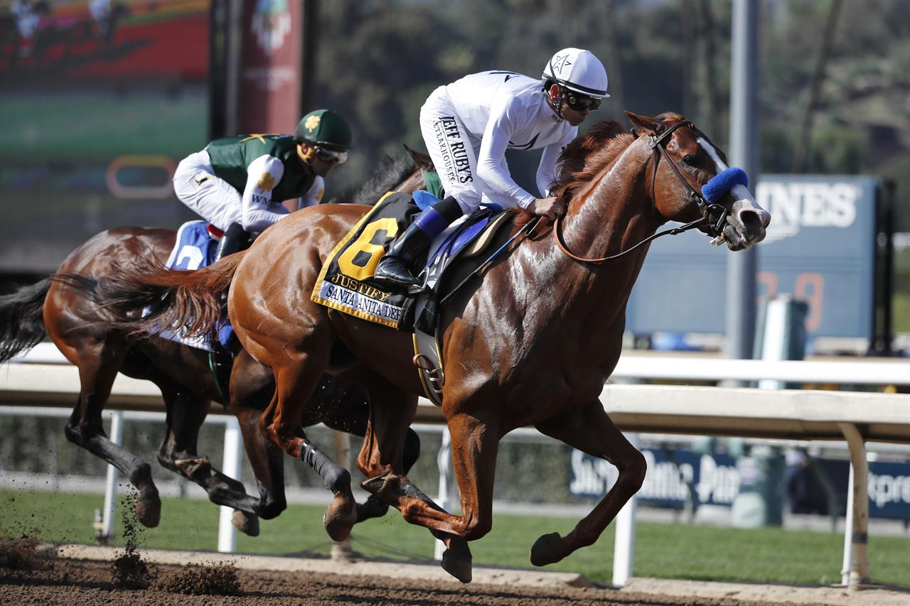 Report Justify Failed Drug Test Before Triple Crown Run