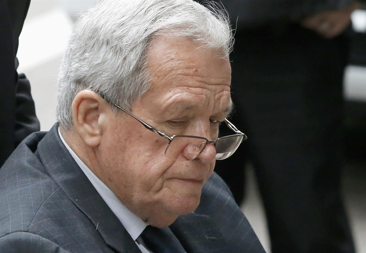 Judge: Hastert victim broke terms of $3.5M hush-money deal