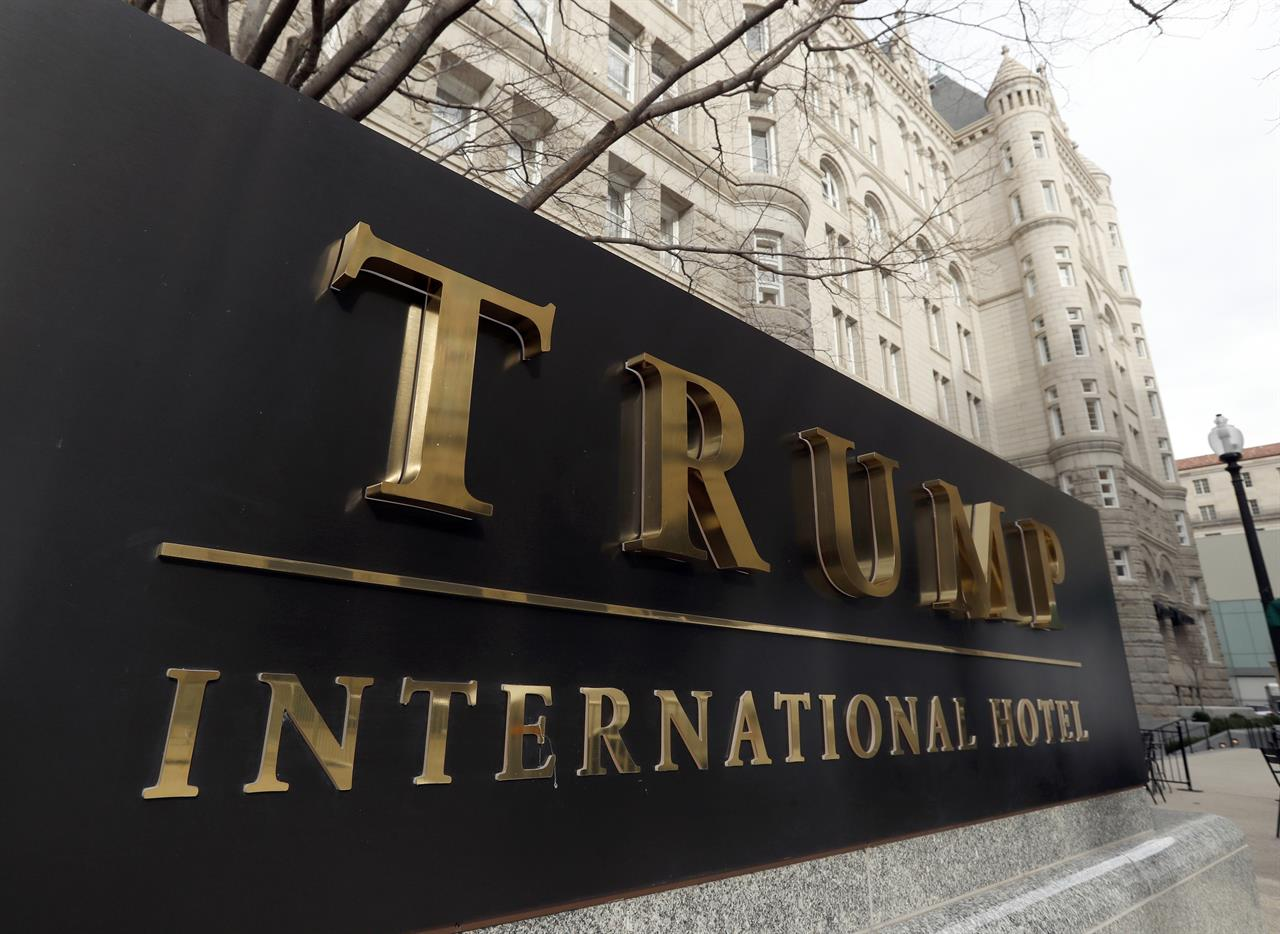 Vaping group plotted lobbying efforts at Trump's DC hotel
