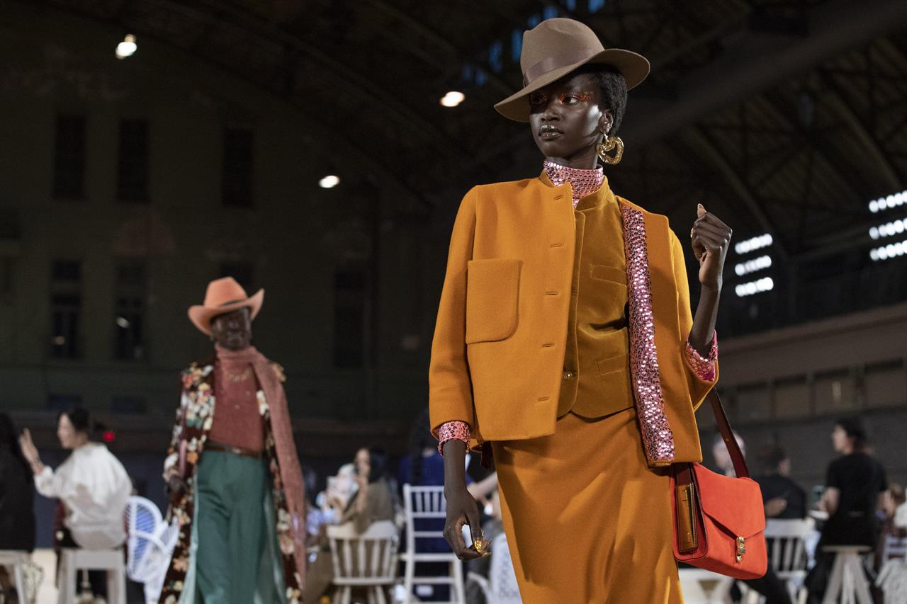 Jacobs dreams a little dream to close Fashion Week on a high