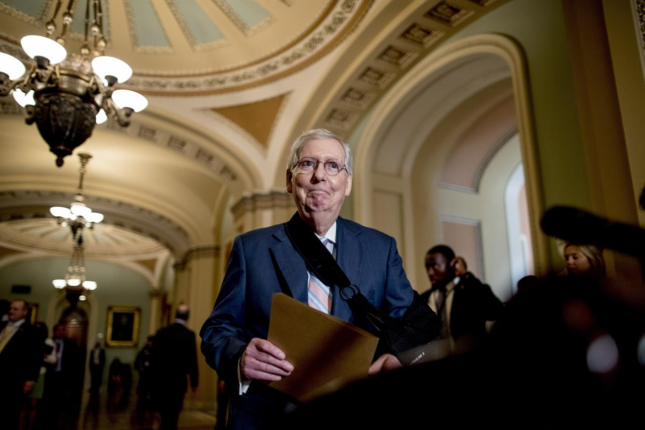 GOP rejects cuts to wall funding, Dems threaten filibuster