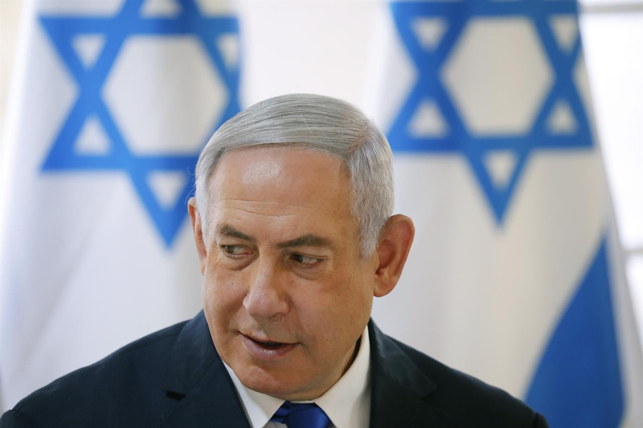 A look at the corruption scandals facing Israel's Netanyahu