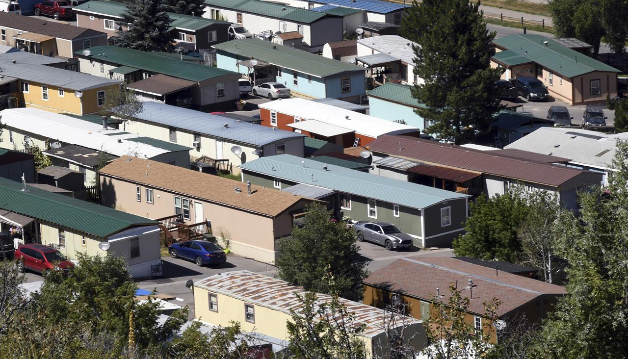 Precarious spot for mobile home owners as investors swoop in