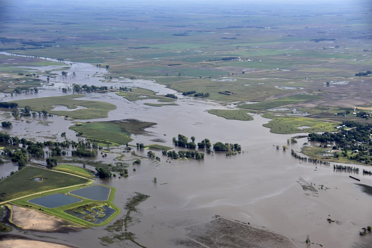 Third round of flooding in 2019 likely along Missouri River