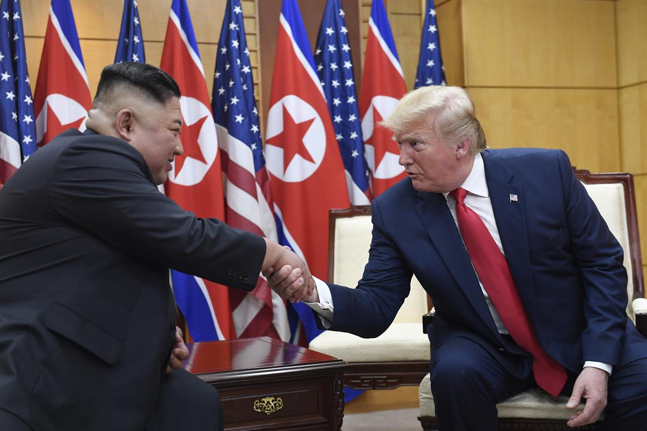 N. Korea says talks with US could resume in a 'few weeks'