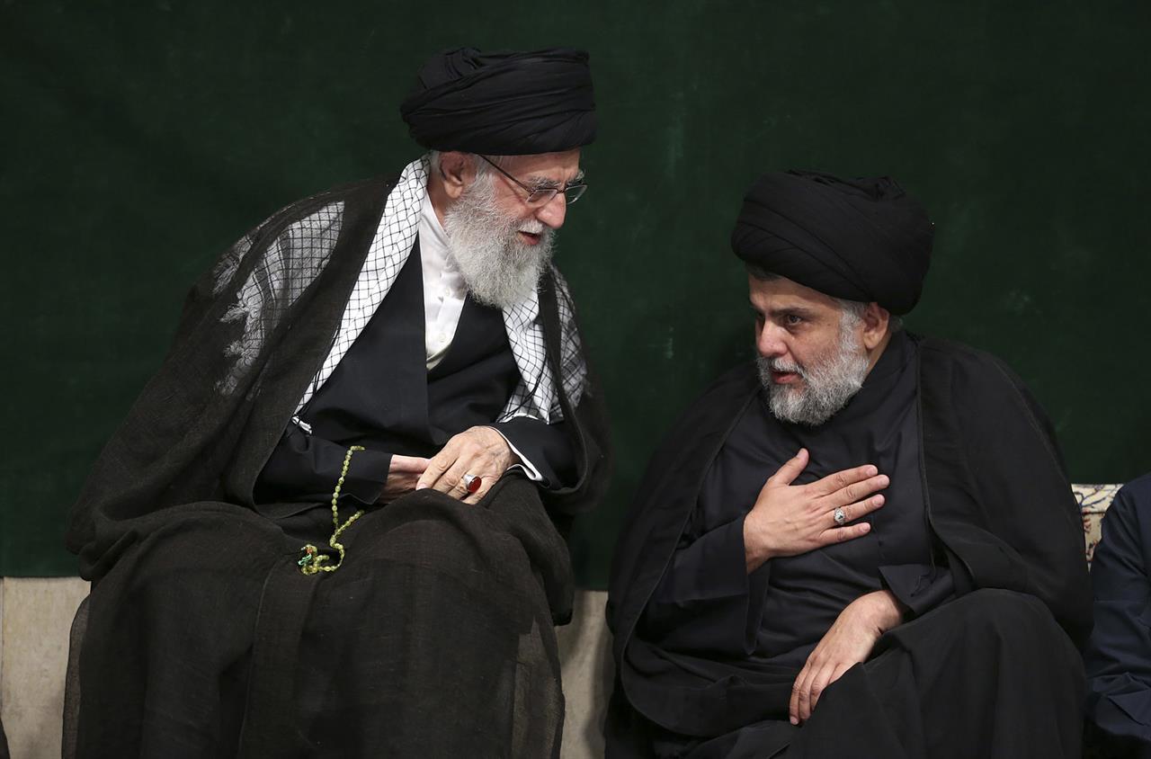 Trump strains to balance diplomacy, military threat to Iran