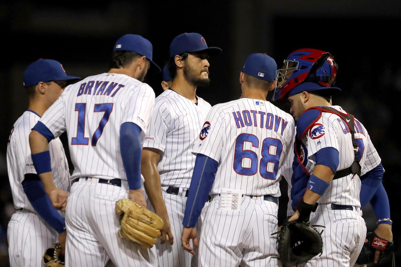 Cubs lose 4-2 to Gray, Reds