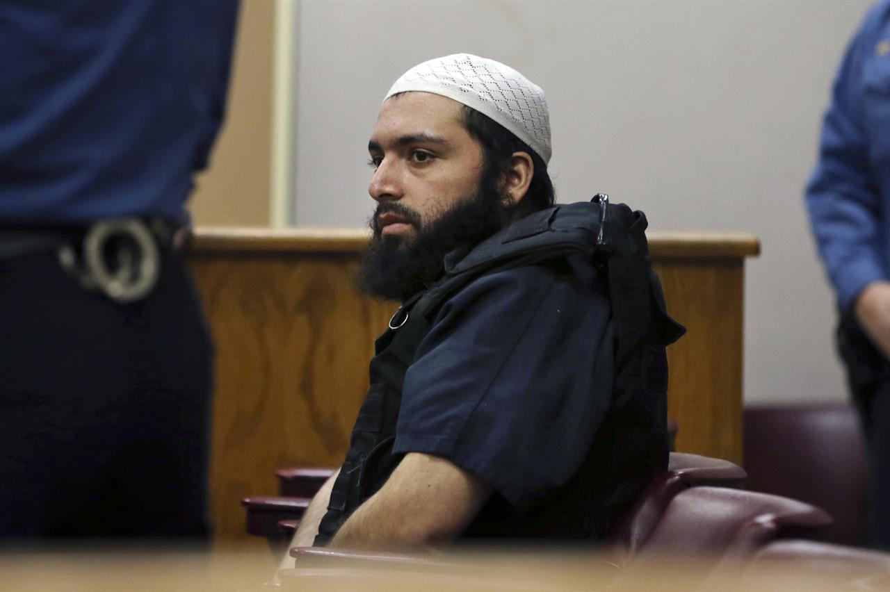 Trial starts for convicted New York City bomber