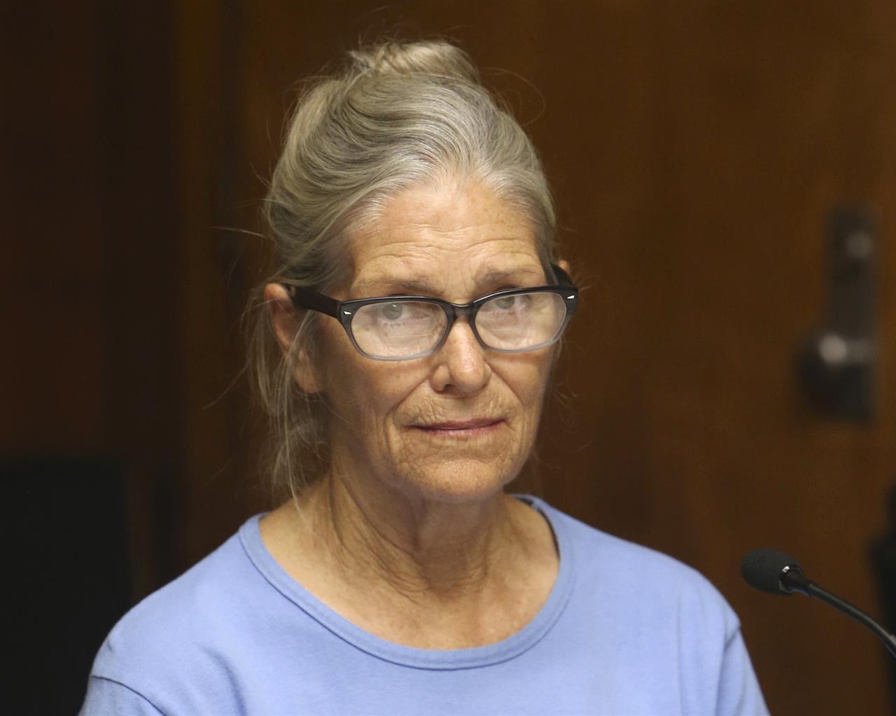 Court denies release for Manson follower Leslie Van Houten