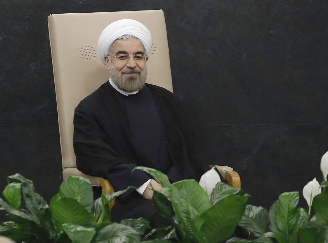 At UN General Assembly, Iran and US historically at odds