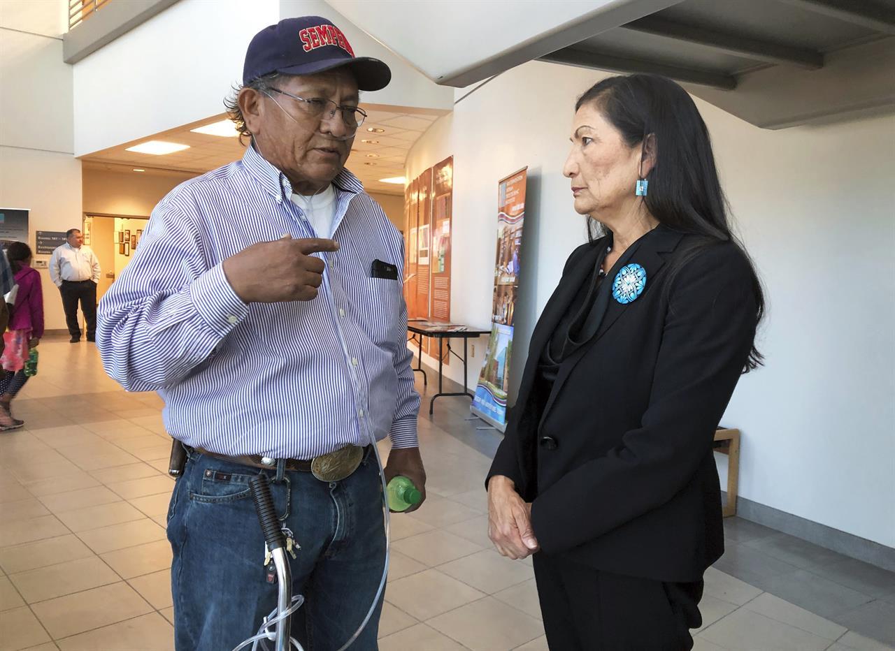US official: Research finds uranium in Navajo women, babies