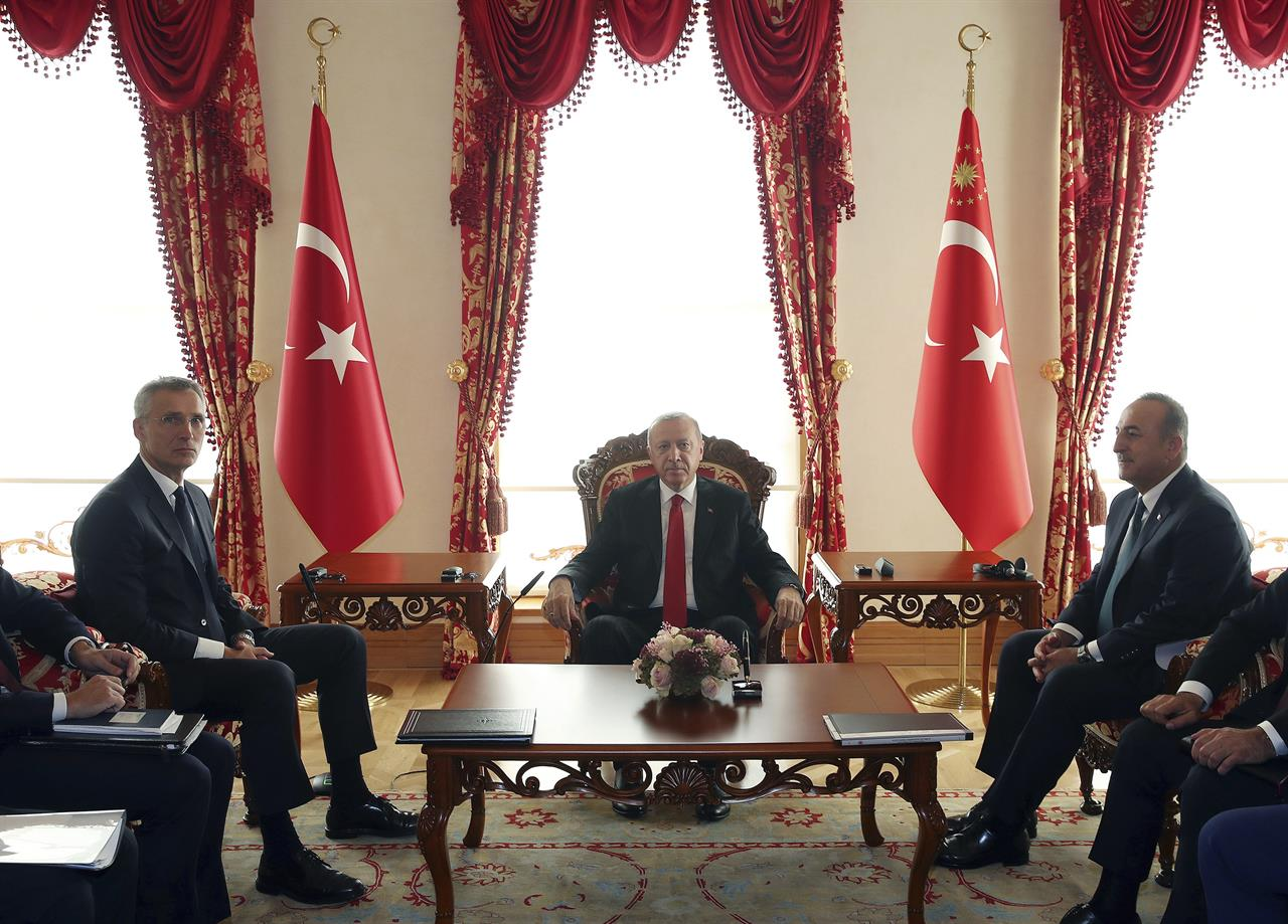 Turkish invasion sparks NATO crisis but eviction is unlikely