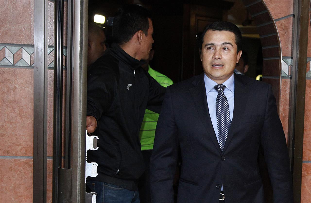 Brother of Honduran president convicted of drug conspiracy