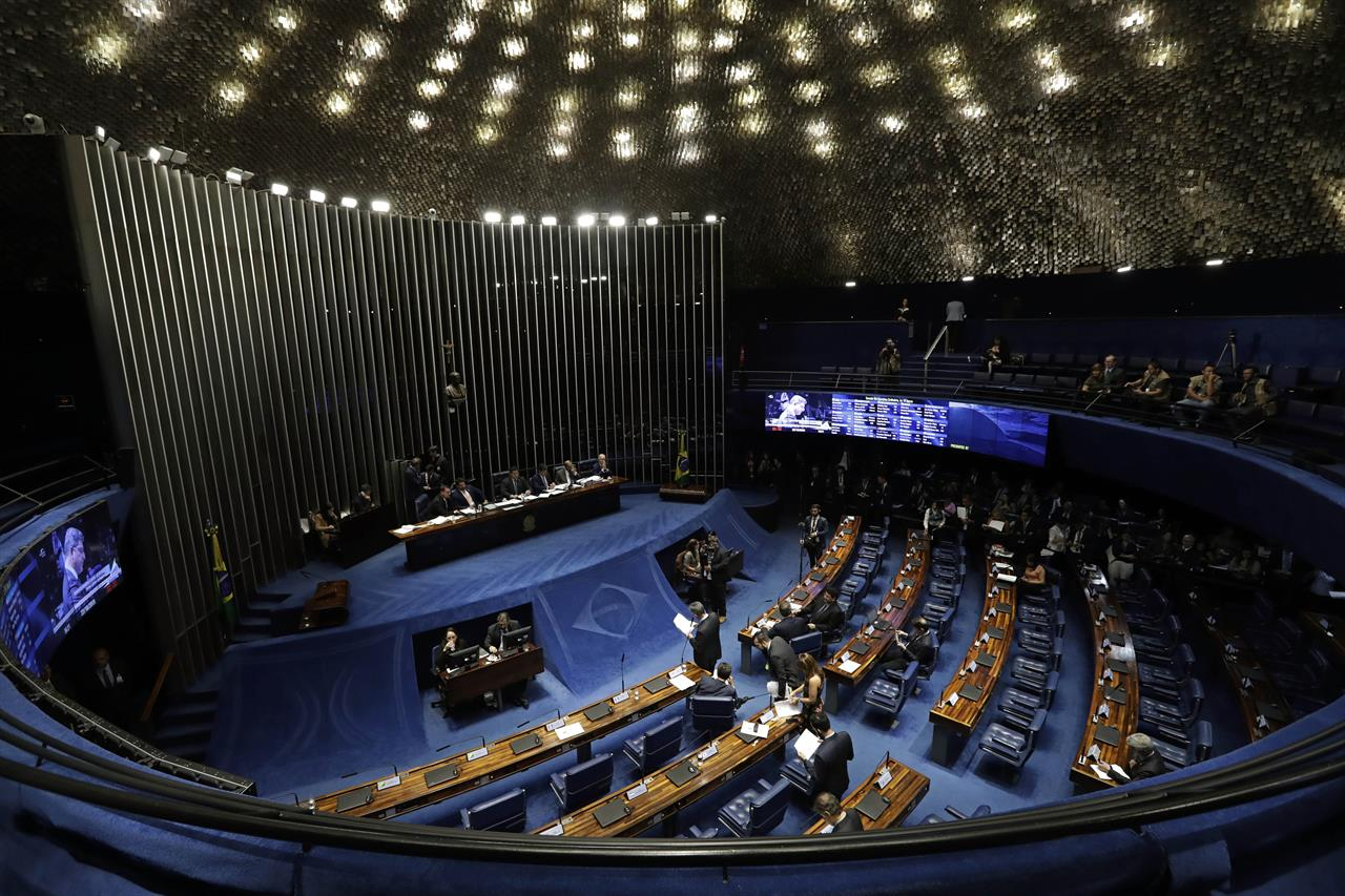 Brazil Congress passes landmark overhaul of pension system