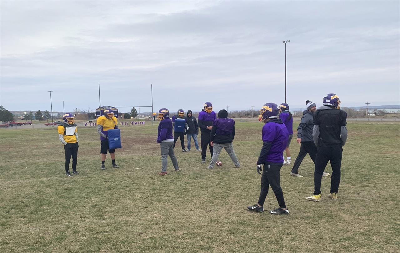 Native American football enjoys a rebirth in South Dakota