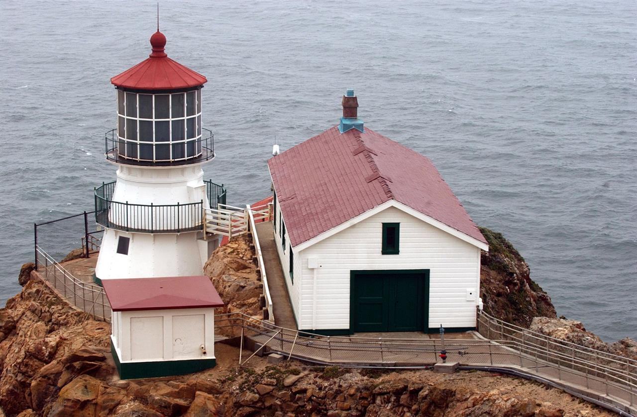 Historic Point Reyes lighthouse reopens after makeover