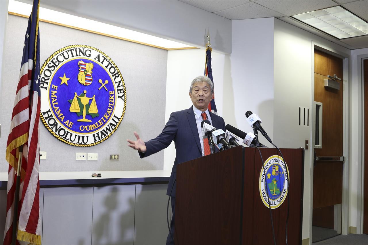 Honolulu acting prosecutor gets federal subpoena to testify