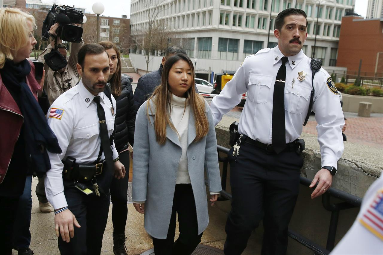 Woman charged in boyfriend's suicide pleads not guilty