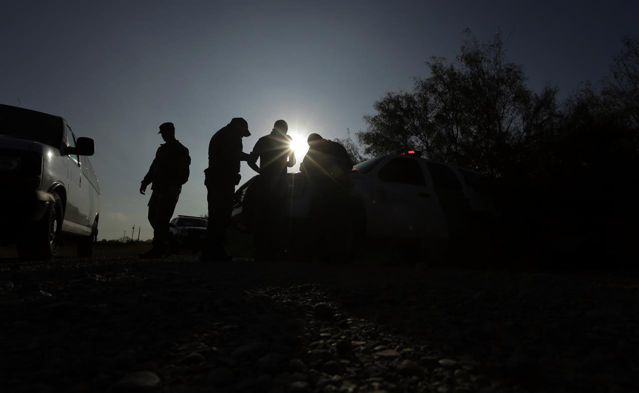 Asylum-seekers in Arizona are forced to wait in Mexico