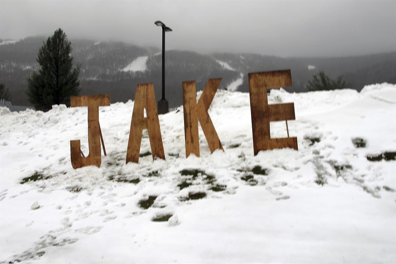Snowboarders honor late visionary Jake Burton Carpenter