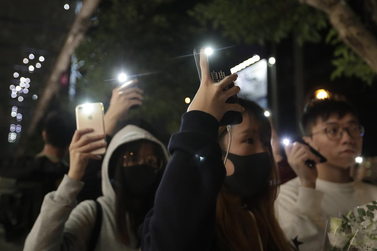 China's Xi: Hong Kong had its 'grimmest' year since handover